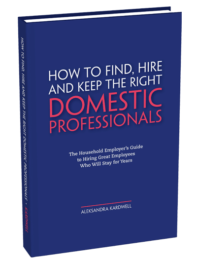 Domestic Professionals book