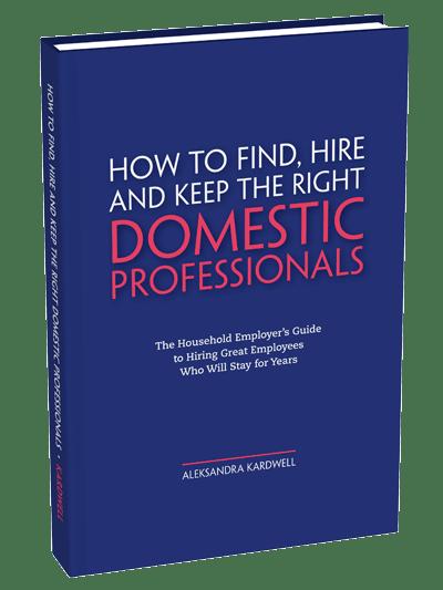Domestic Professionals book
