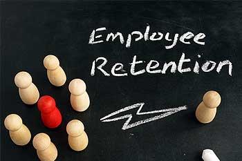 Keeping employees